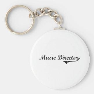 Music Director Professional Job Key Chains
