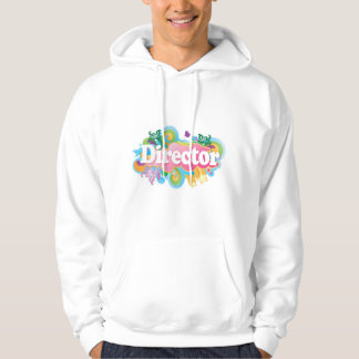 Music Director Retro Burst Hoodie