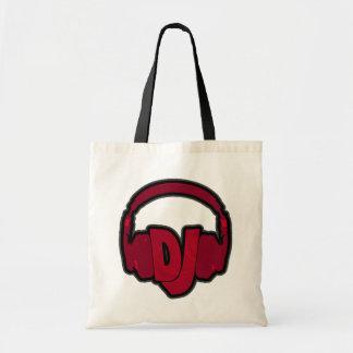music DJ headphone Bag