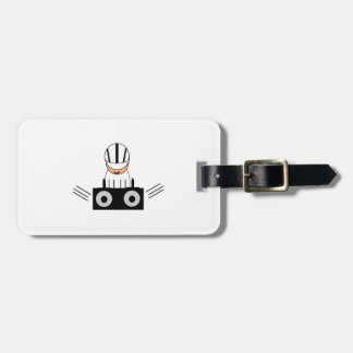 Music DJ Tag For Bags