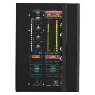 Music DJ Mixete Mixer iPad Air Case
