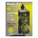 Music DJ Rave Flyer flyer