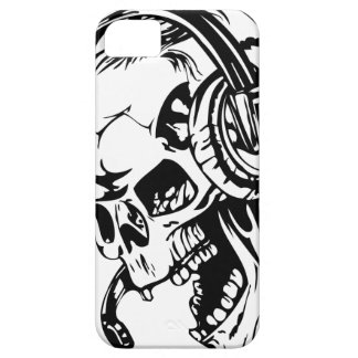 Music DJ Skull iPhone Case