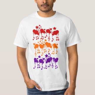 Music Drip shirt - choose style & color