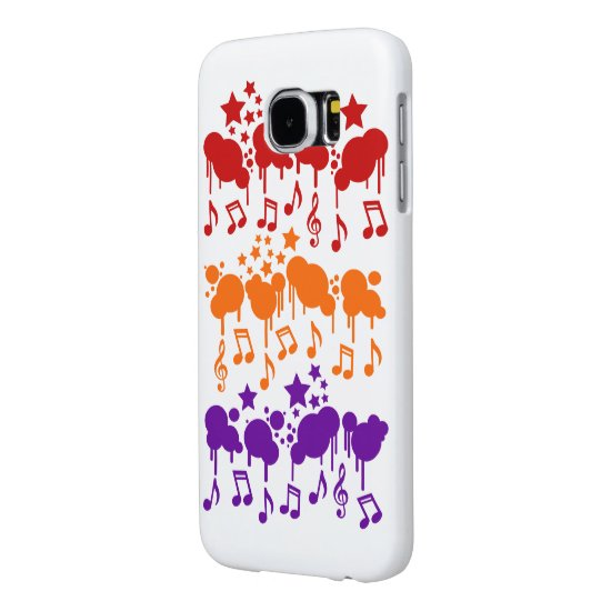 Music Drips phone cases