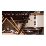 Music Drum Business Card