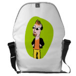 Music Dude Messenger Bag