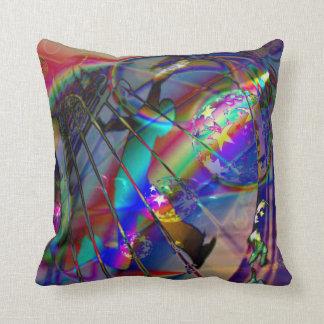 Music equals joy! throw pillow