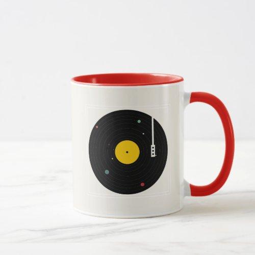 Music Everywhere | Florent Bodart Mug