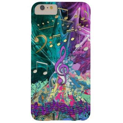 Music Explosion iPhone 6 Plus Case