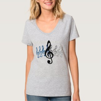 Music expressions  T-Shirt gift