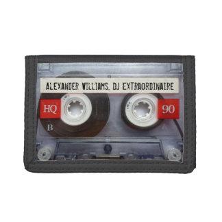 Music Extraordinaire Cassette Tape Wallets