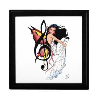 Music Fairy Jewelry Box