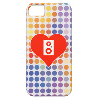 Music Fan iPhone 5 Cover