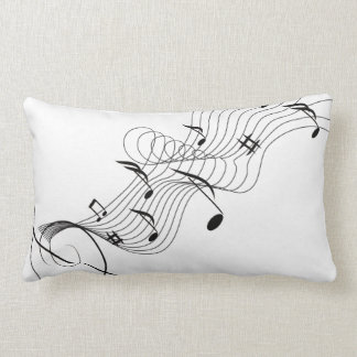 """Music fantasy"" design Pillow"