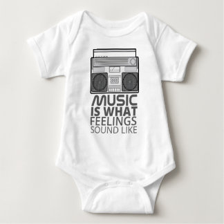 Music Feelings T Shirt