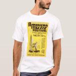 Music Festival America 1938 WPA T-Shirt