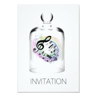 Music Festival Concert Vip Invitation