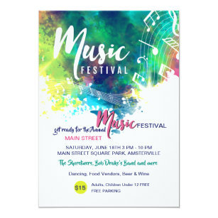 music festival this weekend near me