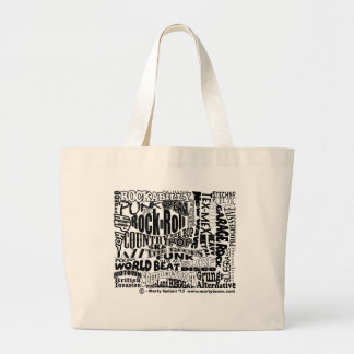 Music For All Tote Bags