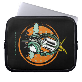 Music for Life Laptop Sleeve