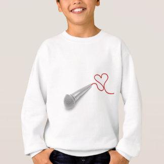 Music for love sweatshirt