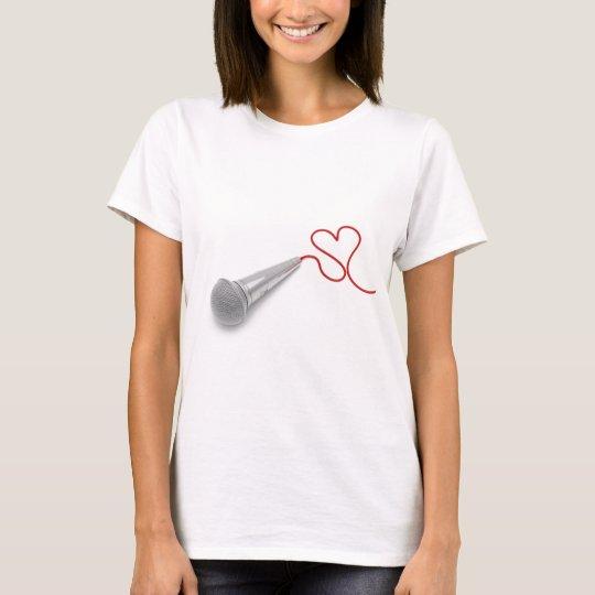 Music for love T-Shirt