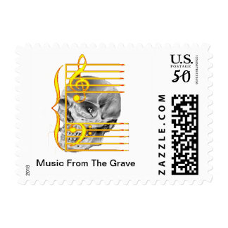 Music From The Grave Postage