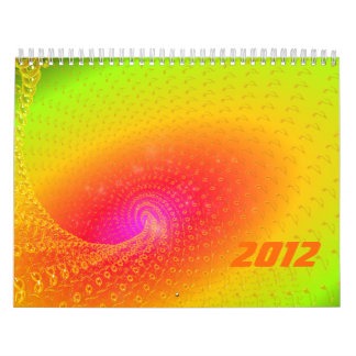 Music galaxy wall calendar