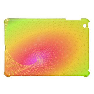 Music galaxy iPad mini case