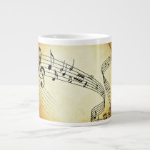 Music Giant Coffee Mug