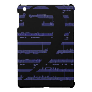 Music Gifts for Teachers and Educators iPad Mini Cover