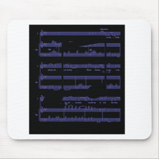 Music Gifts for Teachers and Educators Mousepads