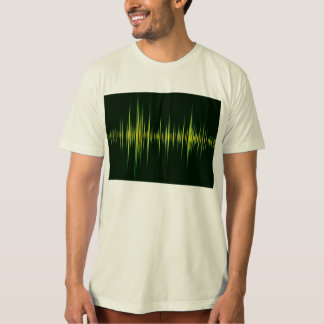 Music graphic equaliser T-Shirt