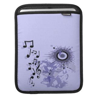 Music Graphic iPad Sleeve
