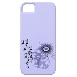 Music Graphic iPhone 5 Case