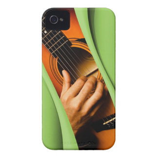 Music Guitar iPhone 4/4S Case-Mate Barely There