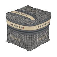 Music Guitar Sound Amplifier Cube Pouf