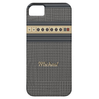 Music Guitar Sound Amplifier iPhone 5 Case