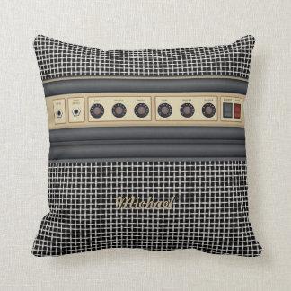 Music Guitar Sound Amplifier Pillow Pillows
