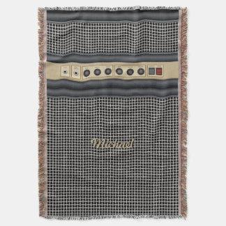 Music Guitar Sound Amplifier Throw