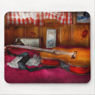 Music - Guitar - That old country feel Mouse Pad