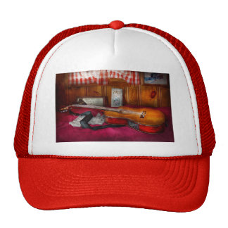 Music - Guitar - That old country feel Trucker Hat