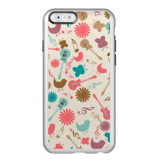 Music Guitars & Chicks Groovy Design Incipio Feather® Shine iPhone 6 Case