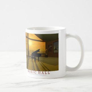 Music Hall Coffee Mug