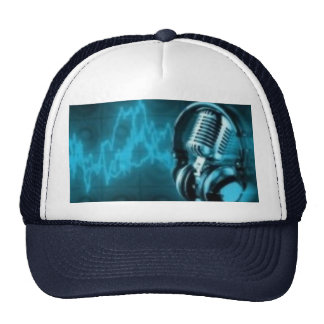 Music Mesh Hats