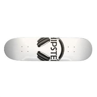 Music Headphones Hipster Skateboard