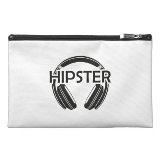 Music Headphones Hipster Travel Accessories Bag