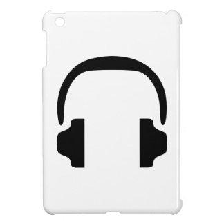 Music Headphones iPad Mini Covers