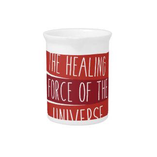 Music Healing Beverage Pitcher